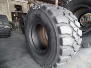 800 65r29 Goodyear Otr Tire E 4 L 4 G 4 Gp4d 2 star Used 41 32 Sidewall Spots 80