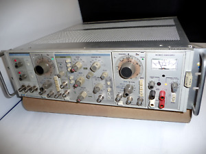 Tektronix Tm506 6 Slot Tm500 Mainframe Chassis 100 Tested Modules Not Included