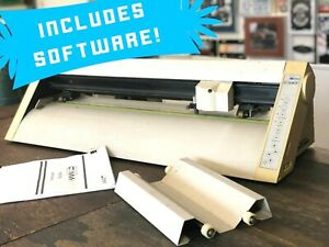 Roland Desktop Sign Maker Camm 1 Pnc 950 Vinyl Cutter Plotter signgo Pnc 960