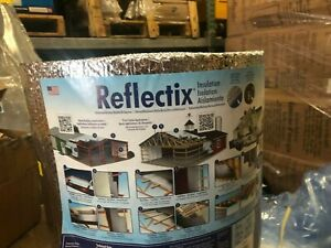 Reflectix Bp24100 24 X 100 Roll Of Reflective Insulation Still Sealed