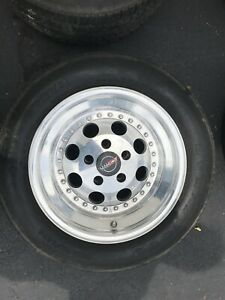 Original Centerline Wheels On 82 Banks Twin Turbo Trans Am 1 Of 1 Rare