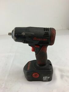 Snap On 3 8 Inch Cordless 18volt Impact Ct4410a Ctb4187 Battery