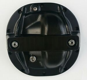 Ford Mustang 8 8 Billet Aluminum Rear End Differential Cover Black