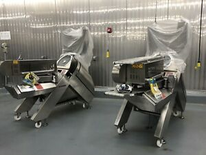 2014 Bizerba Automatic Commercial Deli Meat Slicer 550a Continuous Operation