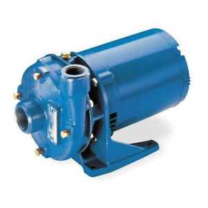 Goulds Water Technology 2bf11012 Cast Iron 1 Hp Centrifugal Pump 115 230v