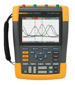 Fluke Fluke 190 204s Portable Oscilloscope Kit