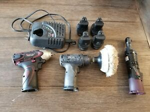 Matco Electric 1 4 Impact Ratchet Electric 1 4 Impact Driver And Polisher Set