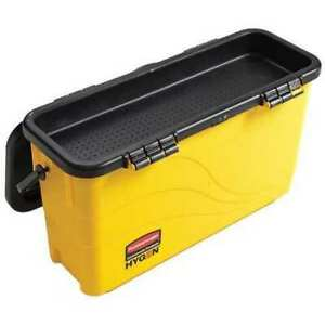 Rubbermaid 1791802 Charging Bucket 7 Gal yellow