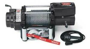 Warn 68801 Electric Winch 4 3 5hp 12vdc