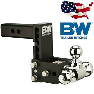 B W Hitches Ts10048b Tow Stow Magnum Receiver Hitch Fits Standard 2 Receiver