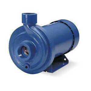 Goulds Water Technology 1mc1e9e0 Pump 1 Hp 3 Phase max Head 70 Ft
