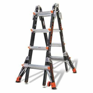 Little Giant 15147 259 Combination Ladder 15 Ft Ext Height ia