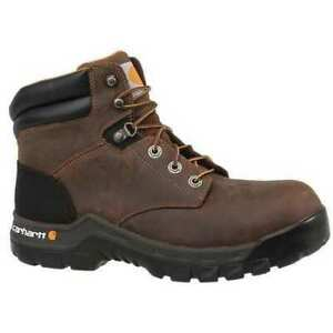 Carhartt Cmf6366 10w Work Boots comp leather 6 In 10w pr
