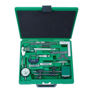 Insize 5013 e Measuring Tool Kit 13 Pcs