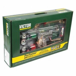 Victor 0384 2125 Gas Welding Outfit 100fc Torch Handle
