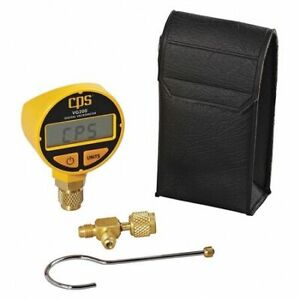Pro set Vg200 Vacuum Gauge digital 1 4 Flare
