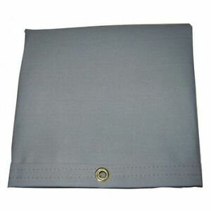 Mauritzon Iht 06 0408 Tarp 4 X 8 Ft 20 Mil Polyester Coated Cotton Canvas