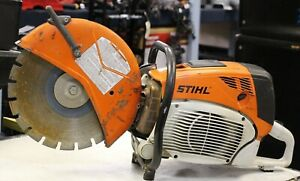 Stihl Ts700 Gas Concrete Cut off Saw free Shipping