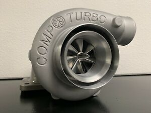 Comp Turbo Precision Turbo By Garrett Billet 6767 Ball Bearing T4 96 3 5 8 V