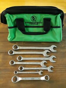 Mac Tools 7 Piece Combination Wrench Set Sae Cw Bo Cl Series With Cornwell Bag