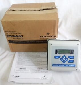Rosemount Xmt c ht 11 73 Hart Smart Two wire Contacting Conductivity Transmitter
