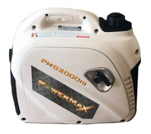 Powermax 2000w Inverter Generator