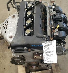 2010 Mitsubishi Outlander 2 4 Engine Motor Assembly 144 974 Miles No Core Charge