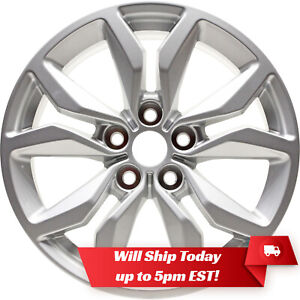 New 18 Replacement Alloy Wheel Rim For 2016 2019 Chevy Impala 5712