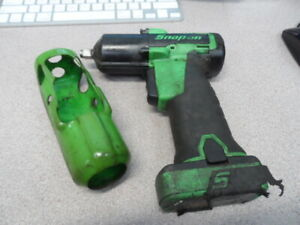Snap On Ct761g Cordless 14 4v 3 8 Impact Wrench W Battery