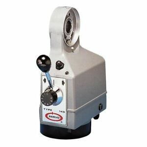 Servo Products Co Power Feed Speed 0 12 Inch minute