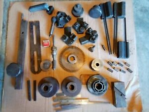 VTG DOALL PARTS LOT DRILL PRESS BAND SAW FILE GUIDES KNOBS Like Rockwell delta