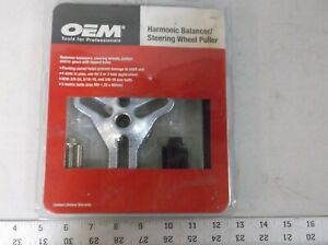 Oem Harmonic Balancer Steering Wheel Puller 25053