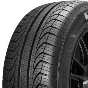 4 New P205 55r16 91t Pirelli P4 Four Seasons Plus 205 55 16 Tires
