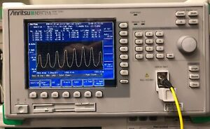 Anritsu Ms9715 Wdm Tester Osa Optical Spectrum Analyzer