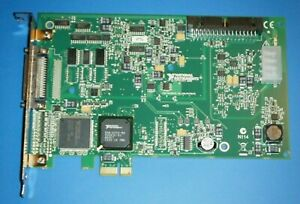 Ni Pcie 6321 16ai 2ao X series Multifunction Daq National Instruments tested