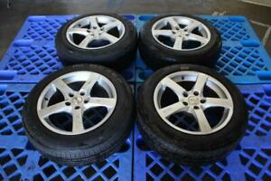 Jdm Oz Racing Wheels 5x114 3 Rims 17 Inch Honda Accord Used Wheels