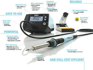 Weller We1010na 1 channel Soldering Station With Soldering Iron