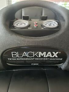 Cps Tr700e Blackmax Refrigerant Recovery Machine Twin Cylinder 220 240vac