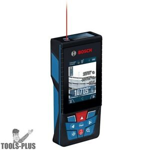 Bosch Glm400cl Blaze Outdoor 400 Connected Li ion Laser Measure With Camera New