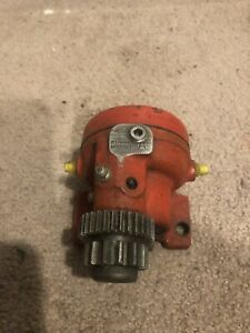 Ridgid 535 Pipe Threader Model A Oil Pump Oiler Tested Working