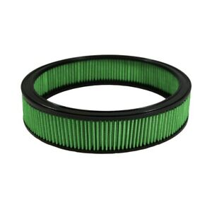 Green Filter Air Filter 1966 1968 Chevrolet Chevy Ii 327 V8 Carb