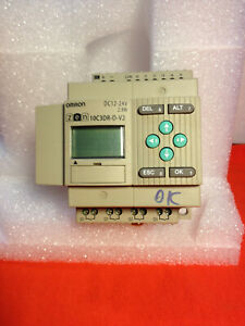 Zen Programmable Relay Cpu Unit Omron zen 10c3dr d v2