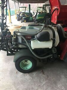 Toro Multipro 1250 Sprayer With Sonic Boom Kit Only 1321 Hours