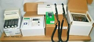 Welch Allyn 767 Integrated Wall Diagnostic Set Otoscope Ophthalmoscope New