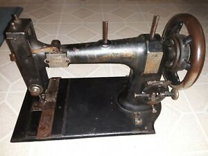 Antique Vintage 1886 White Sewing Machine Serial 463786 Head Only