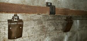 Antique Barn Door Hardware Rollers And 8 Track