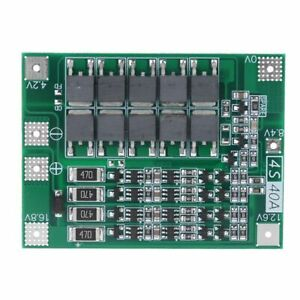 Battery 18650 Charger Pcb Bms Protection Board Balanced Charge For Drill Motor