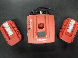 Hilti 24v Battery B24 2 0 Nicd And Charger C7 24 Package
