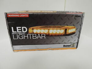Buyers Products 8891040 Led Multi Mount Mini Light Bar