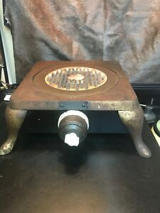 Antique Cooking Hot Plate By Hughes Electric Heating Co Style 10 No 99549